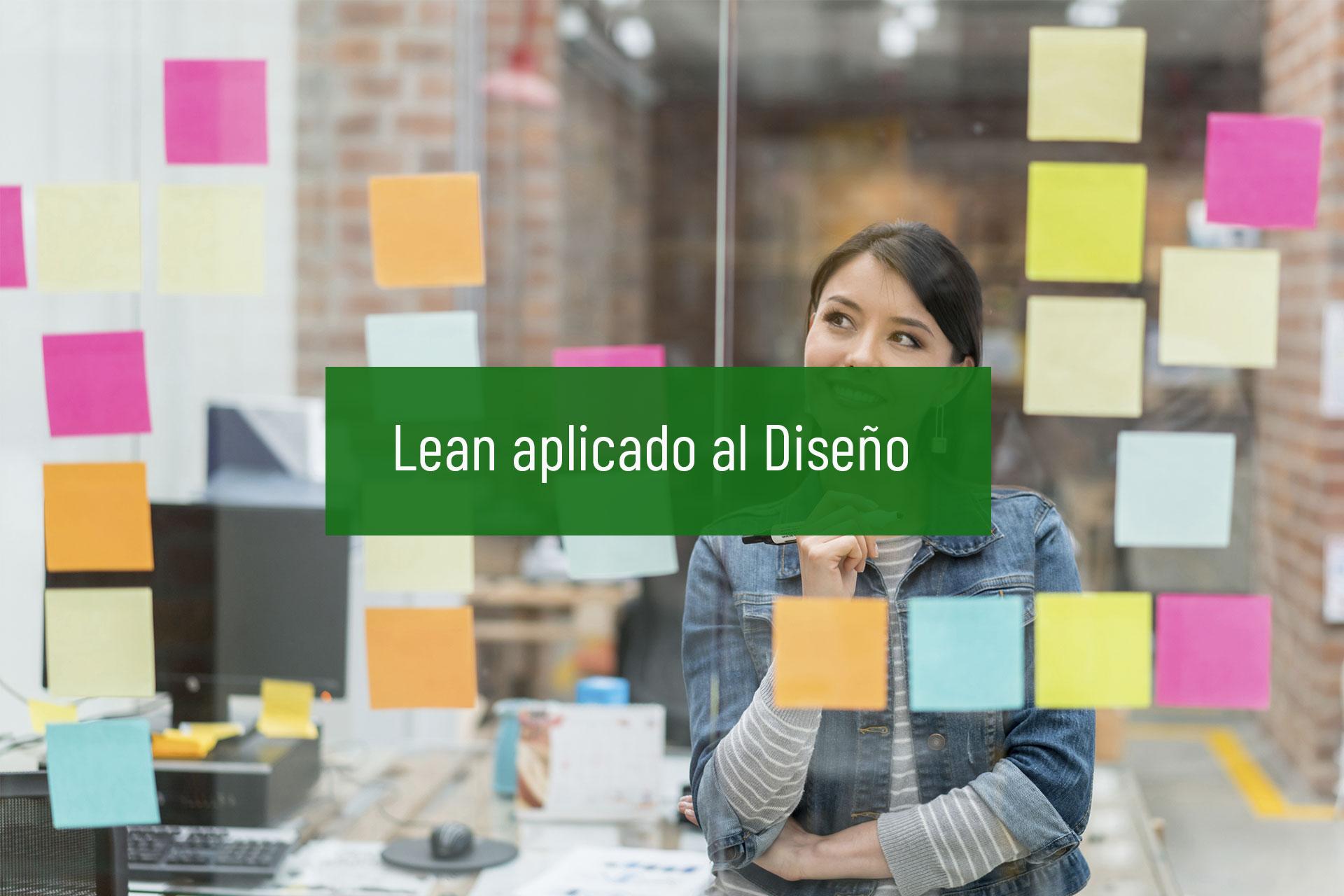 Lean aplicado al Diseño